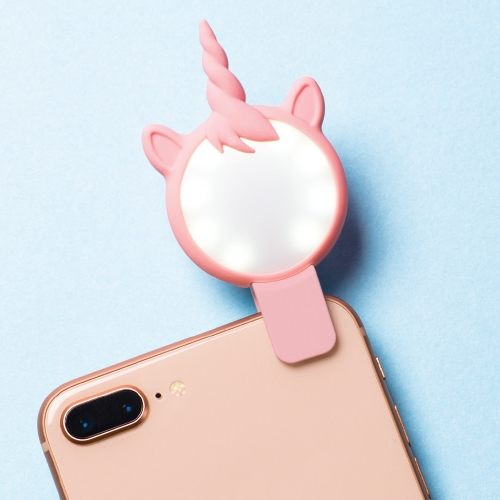 Unicorn selfie light