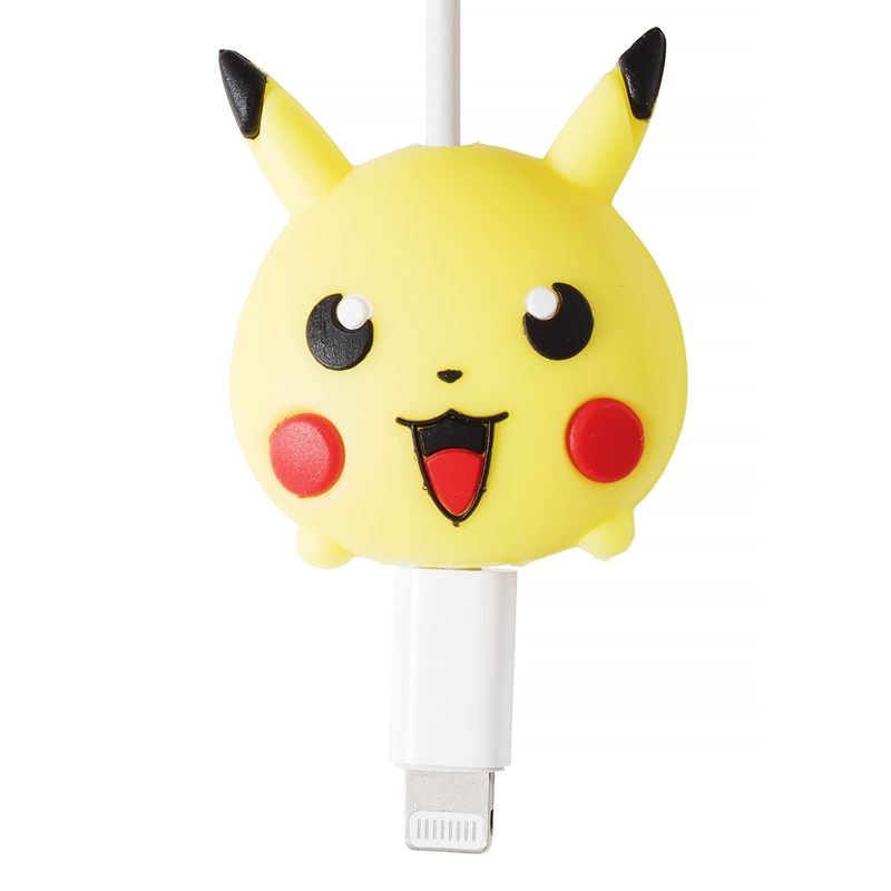 Cable bite protector - Pikachu