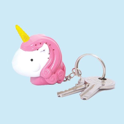 Unicorn visslande nyckelring 620f944473a26