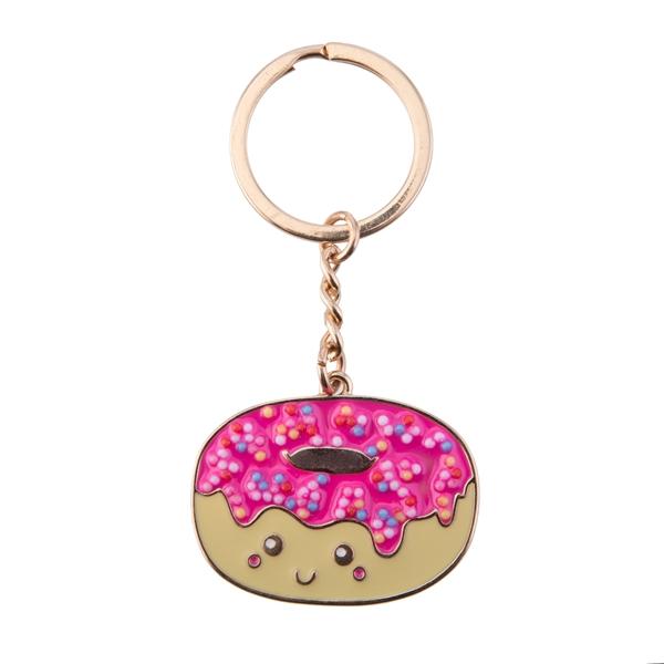 Donut - nyckelring 496a18400406b