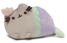 Pusheen lila mermaid plushie