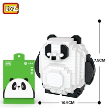 DIY-kit mini-lego - Panda