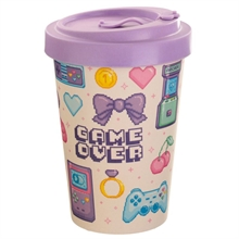 Take away-mugg i bambu -  Next Gen Game Over